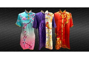 Premium Silk Uniforms