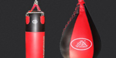 Punching Bags and Equipment