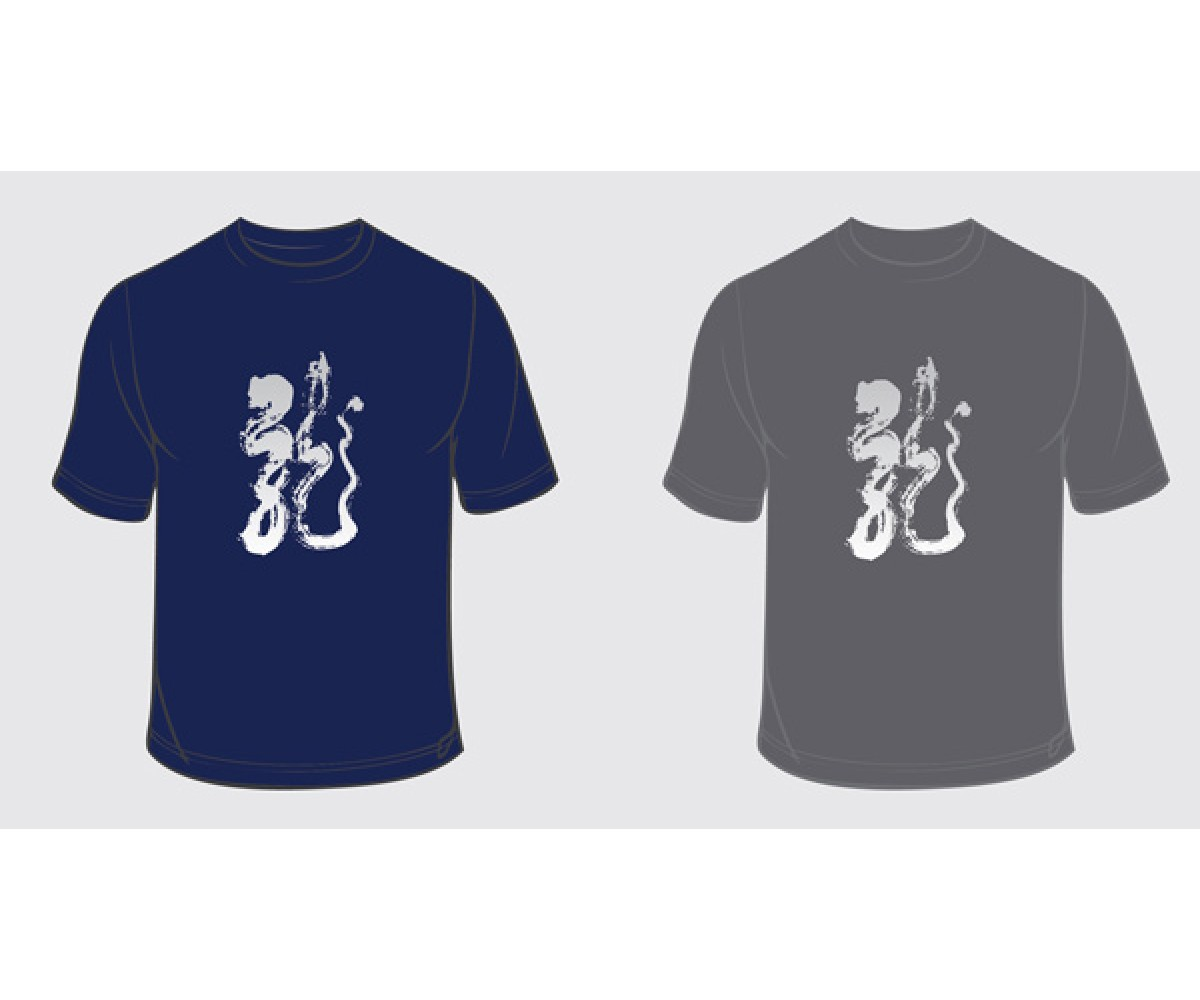 T1103 - Dragon Art Shirt - Series 3