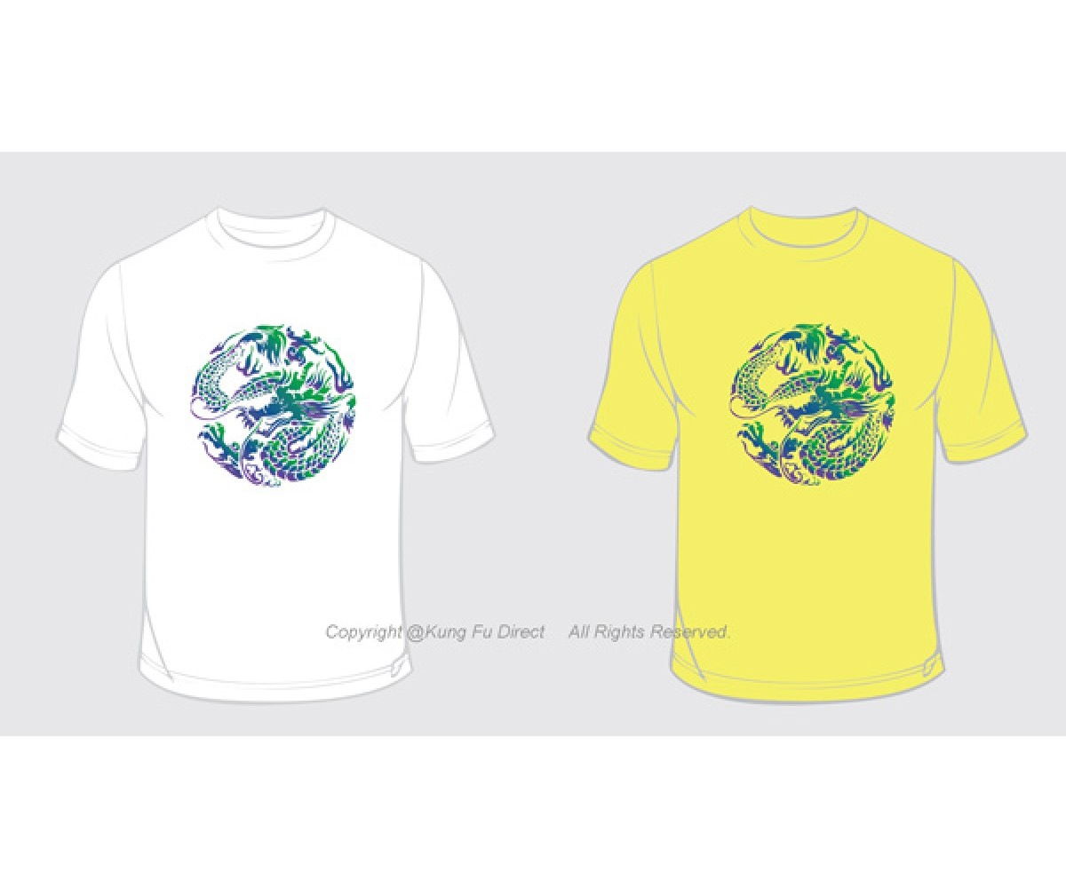 T1105 - Dragon Art Shirt - Series 5