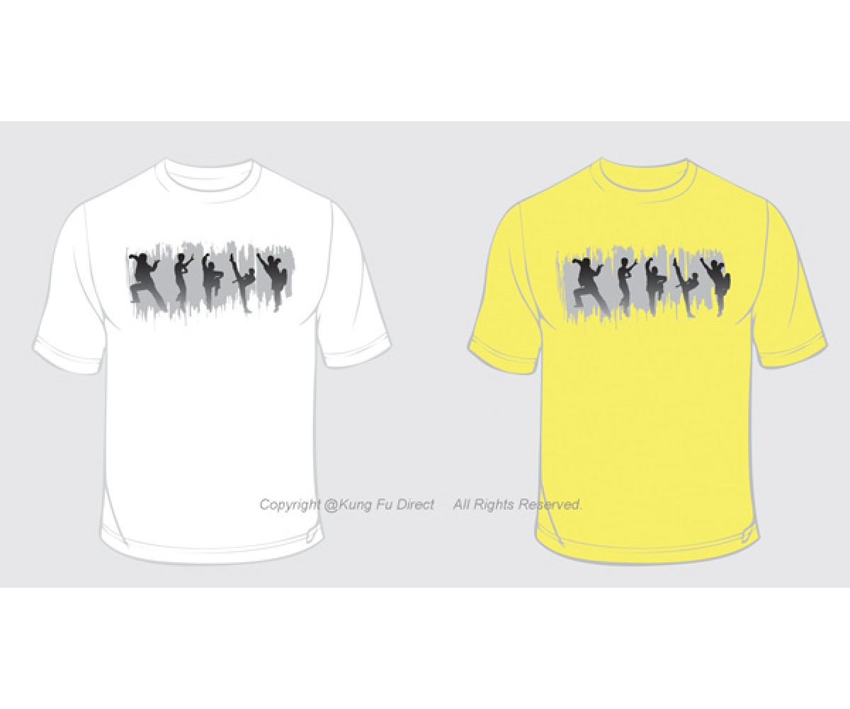 T1213 - Kungfu Art Shirt - Series 3