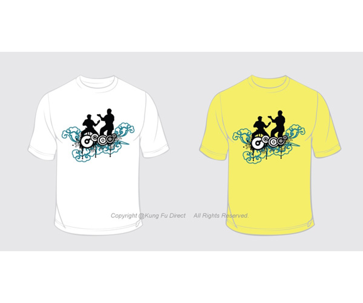 T1604 - Action Art Shirt - Series 4