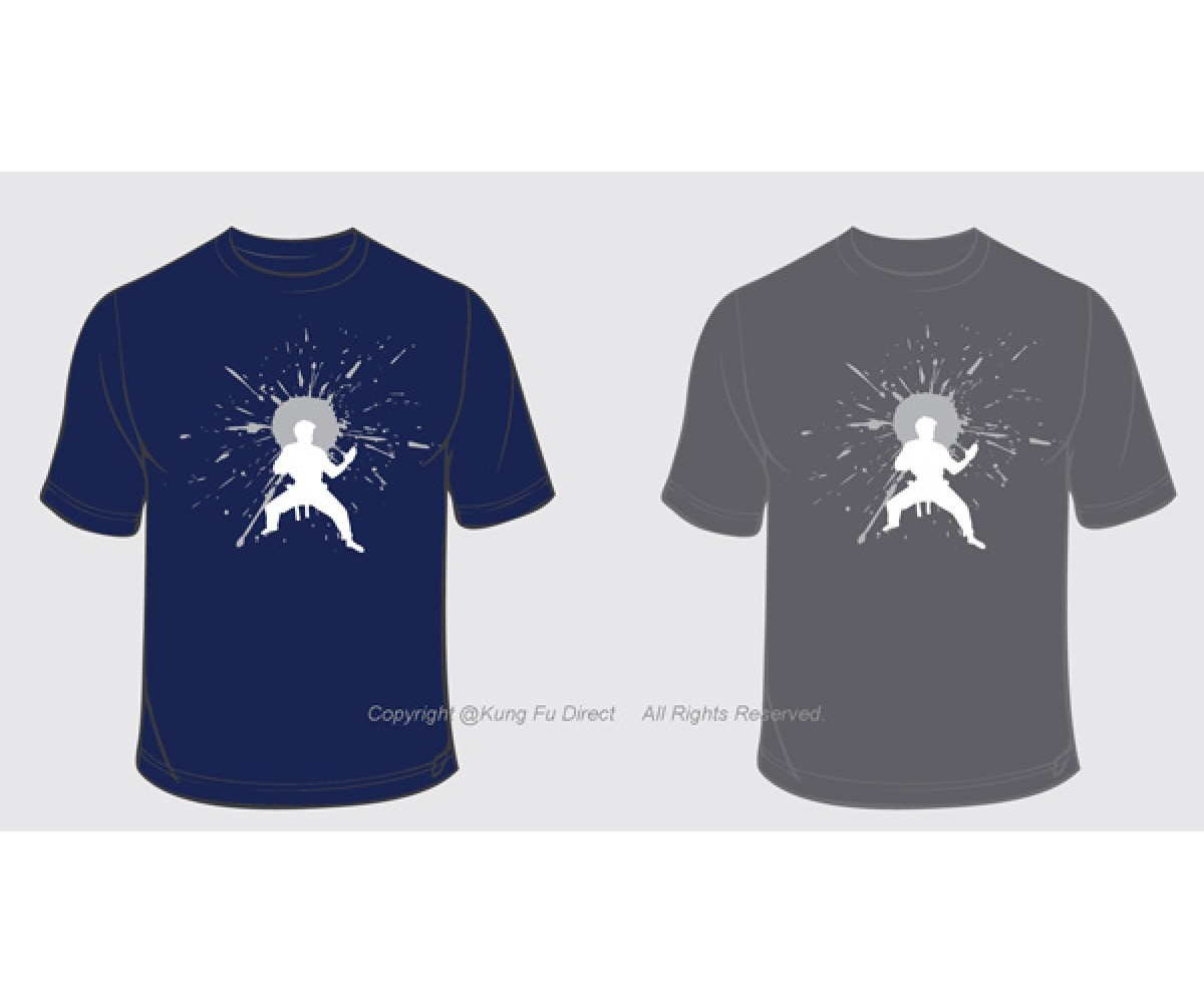 T1603 - Action Art Shirt - Series 3