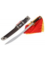 TDS004 - SanHuang Huali Wood Broadsword-Heavy Metal