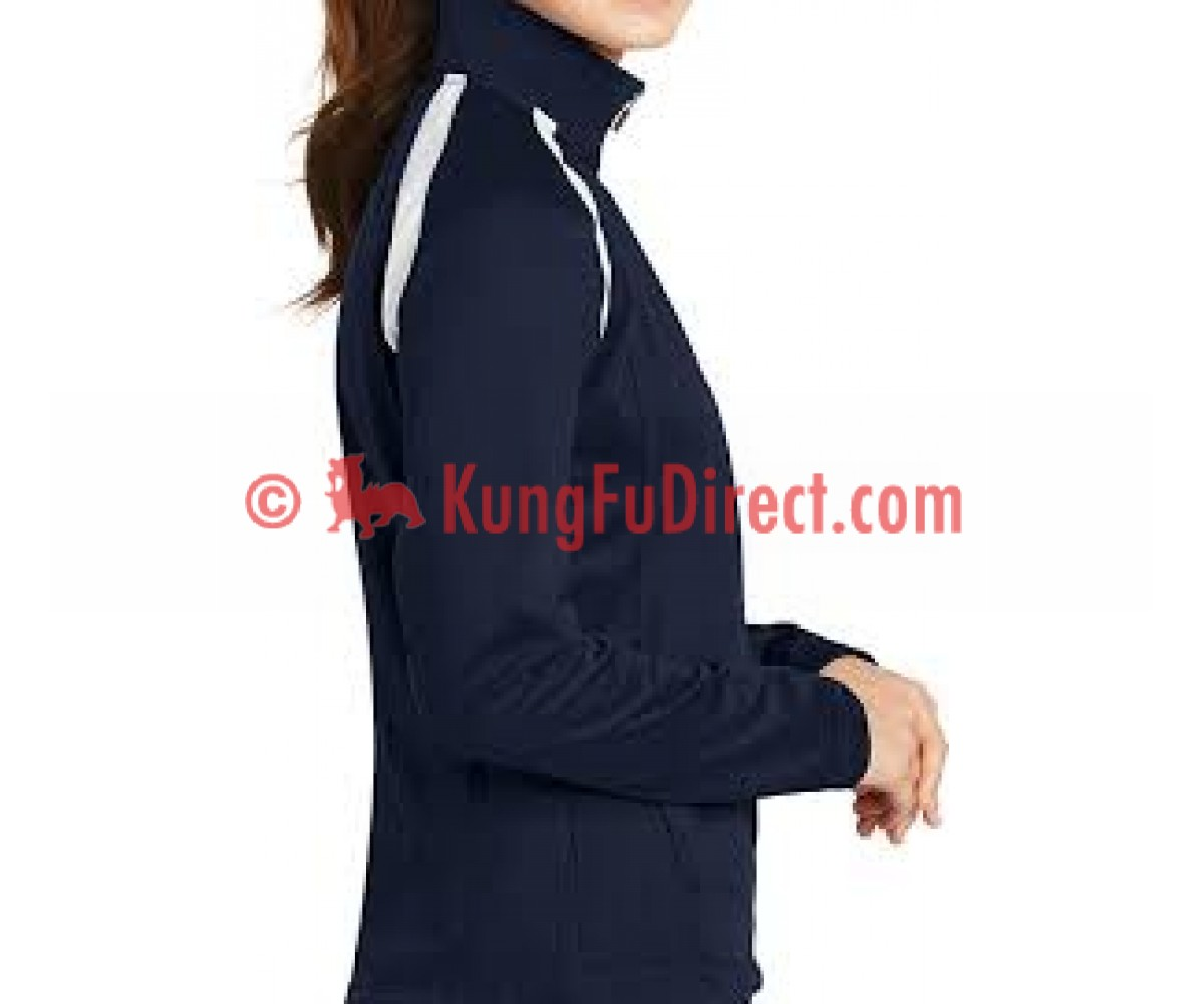 LST90 Ladies Tricot Track Jacket by Port Authority