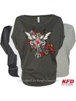 Flowy Ladies Top - Flower Series 1